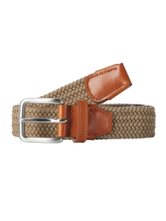 Jack & Jones Riem JACSPRING WOVEN BELT NOOS 12118114 Incense