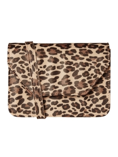 Vero Moda Tas VMLEOPARD CROSS OVER BAG 10212785 Travertine/ LEO