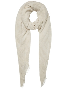 Pieces Sjaal PCCHRISTEL LONG SCARF 17096455 Almond Milk