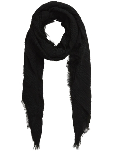 Pieces Sjaal PCCHRISTEL LONG SCARF 17096455 Black