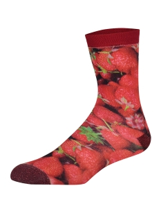 Sock my feet Accessoire STRAWBERRIES SS19W001 MULTI