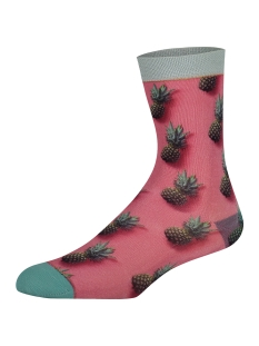pineapple ss19w002 sock my feet accessoire multi