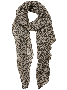 Pieces Sjaal PCCURIE LONG SCARF PB 17096490 Peyote