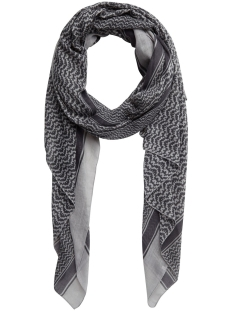 Pieces Sjaal PCERVA LONG SCARF 17097086 Light Grey Melange