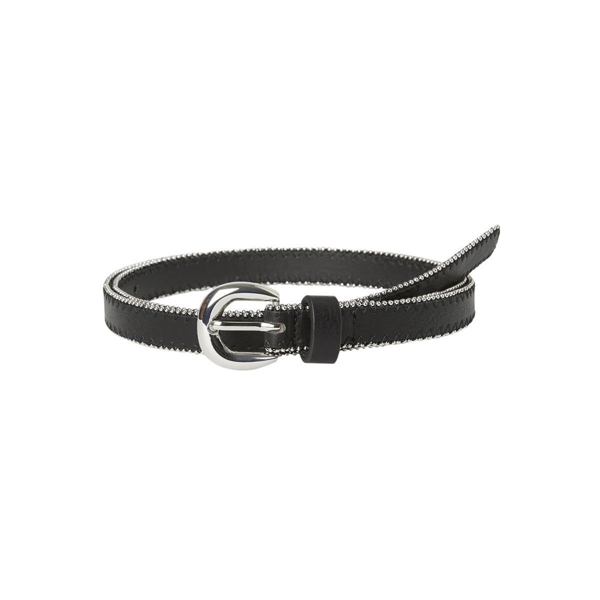 pcevelin jeans belt 17096943 pieces riem black