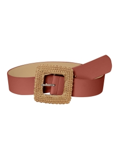 Pieces Riem PCFLORIANA WAIST BELT 17096623 Redwood