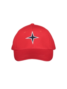 Haze & Finn Accessoire CAP LOGO MC11 0915 RED