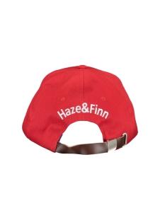 cap logo mc11 0915 haze & finn accessoire red