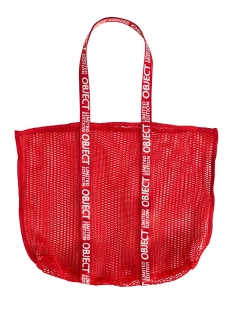 Object Tas OBJLUSI NET BAG 103 23029803 Poppy Red