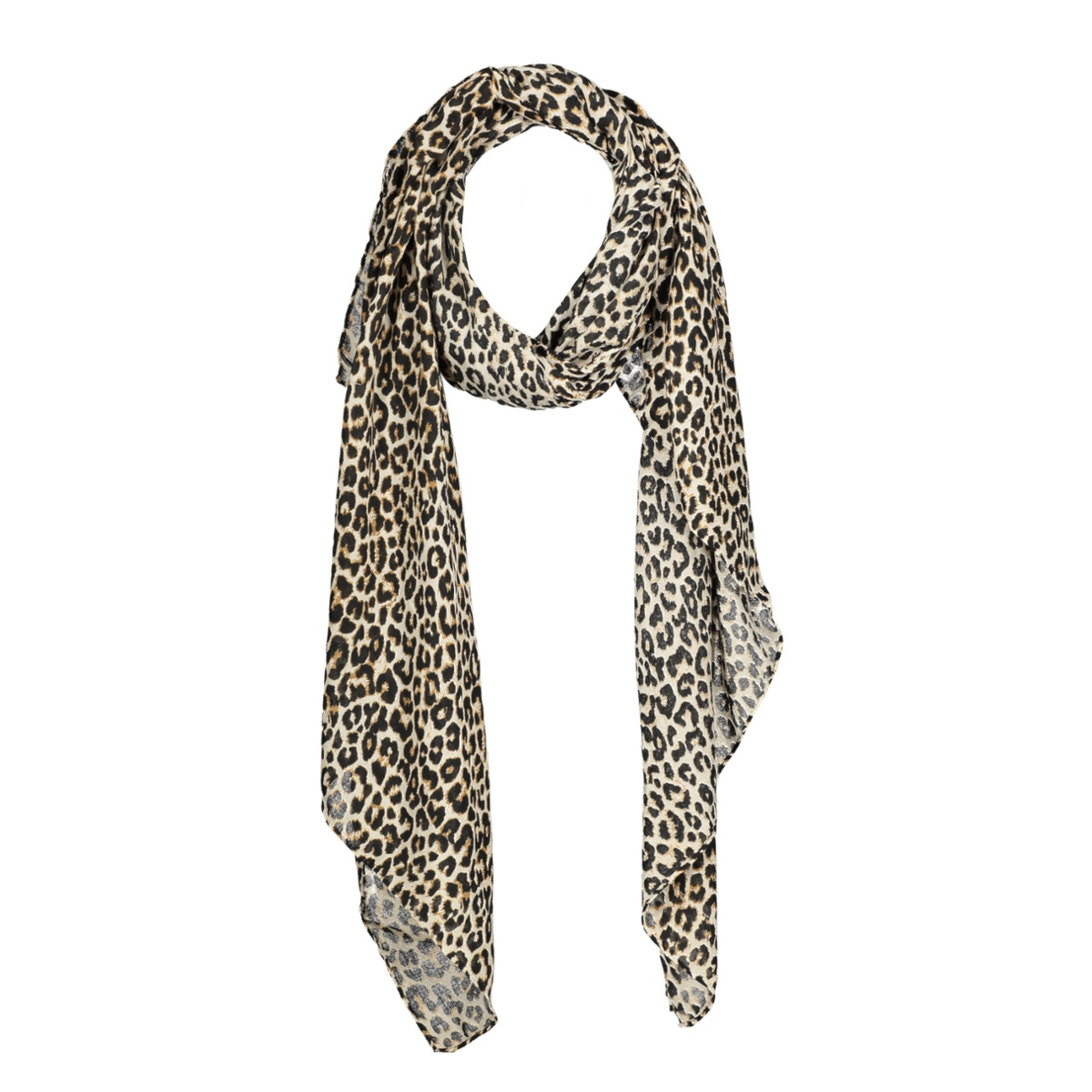 pccari long scarf 17096504 pieces sjaal peyote
