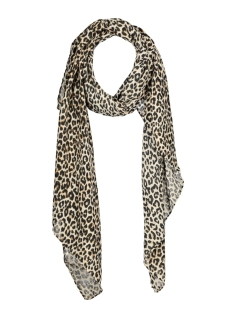 Pieces Sjaal PCCARI LONG SCARF 17096504 Peyote