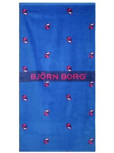 beach towel bb129bbt bjorn borg accessoire 90011 black