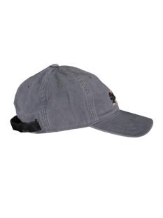 wash twill cap m9000021a superdry accessoire grey