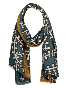 Touch Sjaal SH68362 SCARF CHRISTY OKER/GREEN