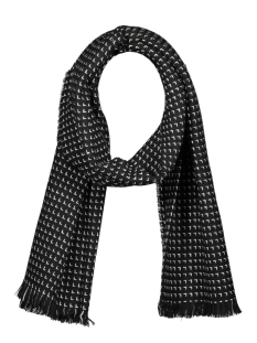 Touch Sjaal SCARF STAN 813806 2001 BLACK/WHITE