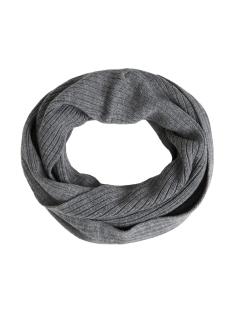jactube scarf 12138756 jack & jones sjaal grey melange