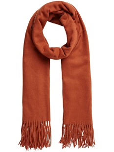 Pieces Sjaal PCJIRA WOOL SCARF NOOS 17083758 Picante
