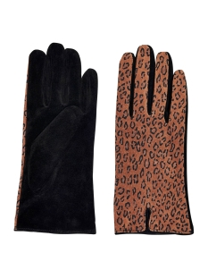 Only Accessoire ONLLEO LEATHER GLOVES 15184957 Black