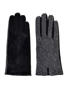 Only Accessoire ONLLEO LEATHER GLOVES 15184957 Grey