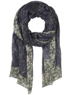 sjaal met slangenprint 28001456 sandwich sjaal 50044