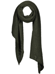 pcpyron long scarf noos 17076047 pieces sjaal forest night