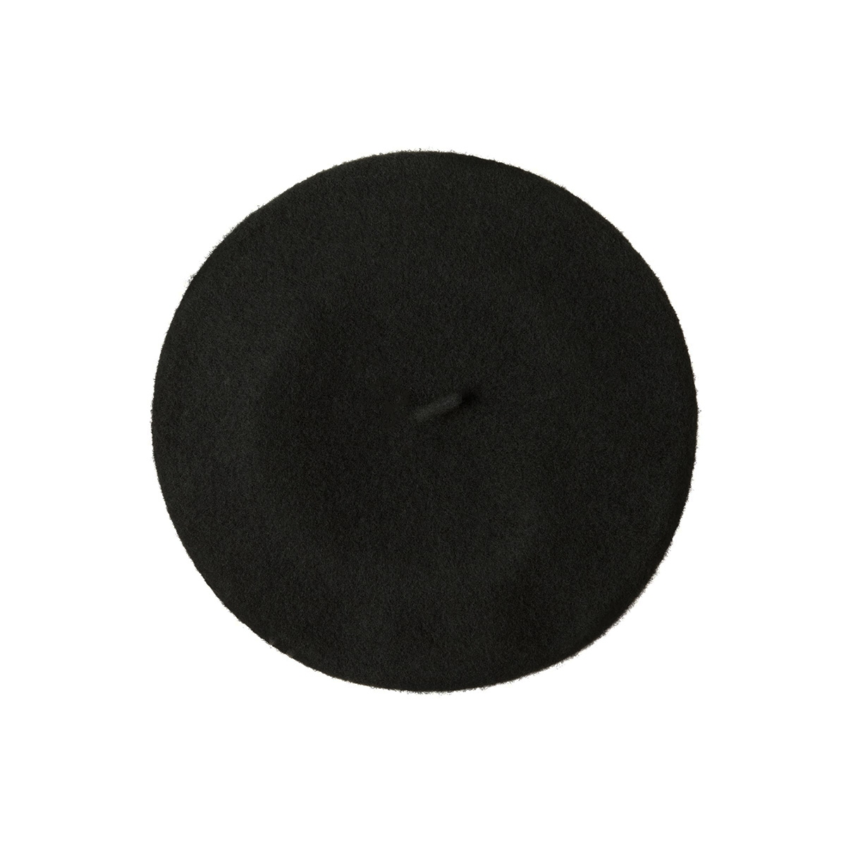 pcfrench wool beret 17090698 pieces hoed black