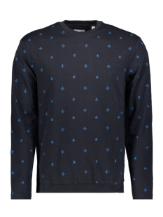 Only & Sons Trui ONSFULTON SLIM CREW NECK AOE SWEAT 22015487 Dark Navy