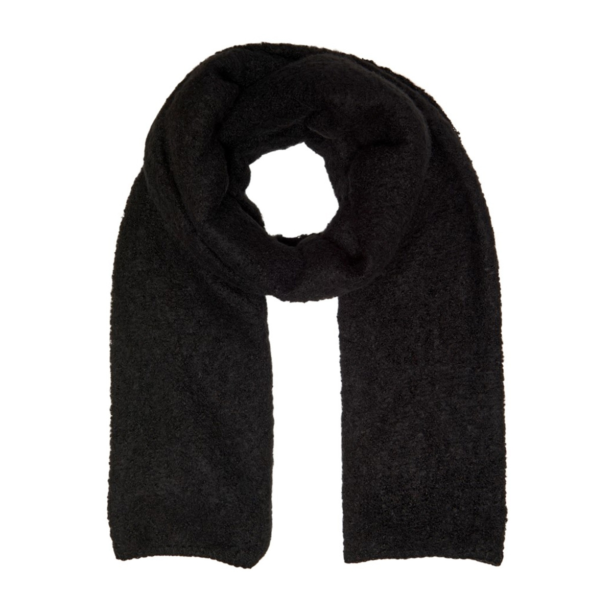 onllima knit long scarf acc noos cc 15160602 only sjaal black