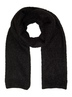 Only Sjaal ONLLIMA KNIT LONG SCARF ACC NOOS CC 15160602 Black