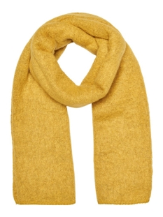 Only Sjaal ONLLIMA KNIT LONG SCARF ACC NOOS CC 15160602 Yolk Yellow