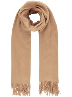 Pieces Sjaal PCJIRA WOOL SCARF NOOS 17083758 Toasted Coconut