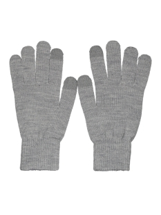 Jack & Jones Accessoire JACHENRY KNIT GLOVES 12158446 Grey Melange