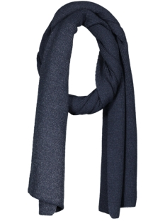 jacdna knit scarf noos 12098582 jack & jones sjaal navy blazer