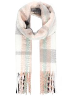 Vero Moda Sjaal VMNARA LONG SCARF 10217636 Misty Rose/COMB