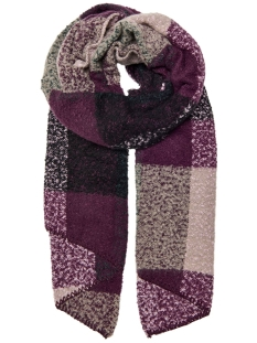 Only Sjaal ONLLIMA CHECK SCARF NOOS 15181202 Winetasting/CHECK LGM