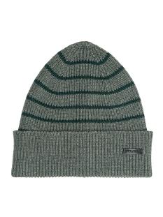 onsconnor beanie scarf set 22014852 only & sons sjaal medium grey melange/darkest spruce