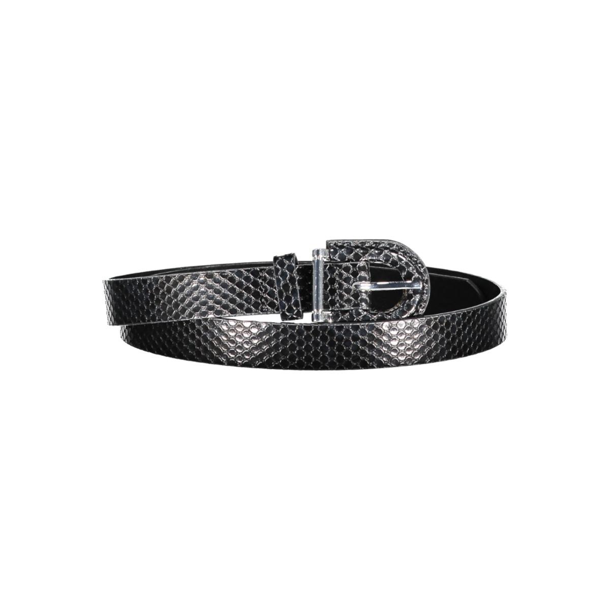 pcinaya jeans belt 17099599 pieces riem black