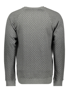 onsfree raglan crew aop 3741 22013741 only & sons sweater medium grey melange