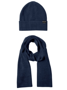 Jack & Jones Accessoire JACJOLLY KNIT GIFTBOX 12163827 Navy Blazer