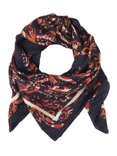 zijde sjaal met paisley print 28001487 sandwich sjaal 40153