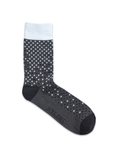 Jack & Jones Accessoire JACGRADIANT DOTS SOCKS 12162176 Raven