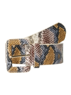 Pieces Riem PCJOLEEN SNAKE WAIST BELT 17100320 Orchid Bouquet