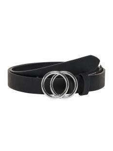 onlrasmi pu jeans belt  cc 15198228 only riem black/silver metal