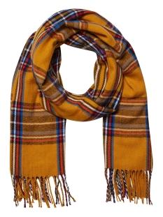 pcjucy long scarf box pb 17100669 pieces sjaal inca gold