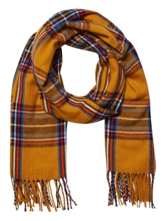 Pieces Sjaal PCJUCY LONG SCARF BOX PB 17100669 Inca Gold