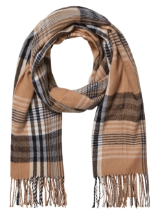 Pieces Sjaal PCJUCY LONG SCARF BOX PB 17100669 Tannin