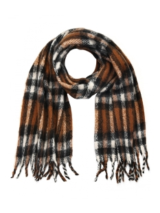 Touch Sjaal ANNA SCARF SH68411 BROWN