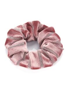 je11477 scrunchie touch accessoire pink/glitter