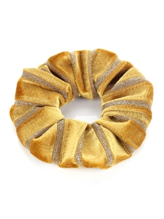 Touch Accessoire JE11477 SCRUNCHIE YELLOW/GLITTER