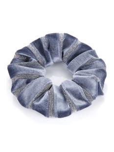je11477 scrunchie touch accessoire blue/glitter
